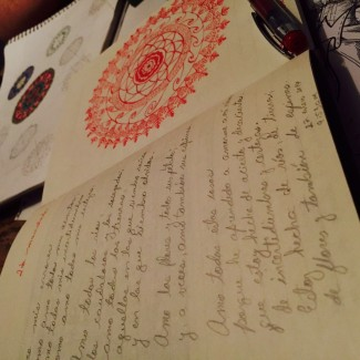 2do Mandala y versos