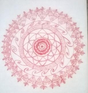 Mandala.rojo